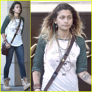 Paris Jackson Is Part of the Wandering Hearts Club