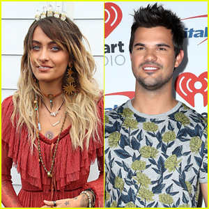 Paris Jackson Prank Called Taylor Lautner Pretending to Be a Crazed Fan