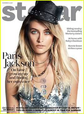 Paris Jackson Says It's Important to Show Her Flaws