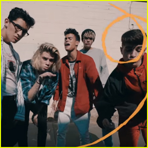 PRETTYMUCH Drop New Video For 'Open Arms' - Watch Now!