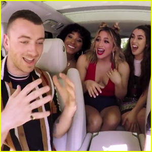 Sam Smith's Carpool Karaoke Welcomes Special Guests - Watch Now!