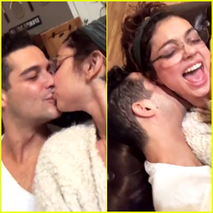 Sarah Hyland Shares Adorable Pics with Boyfriend Wells Adams!