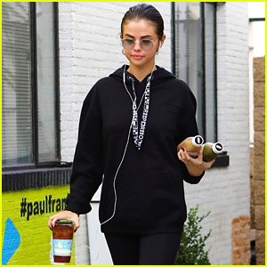 Selena Gomez Kicks Off Her Weekend With a Hot Yoga Class