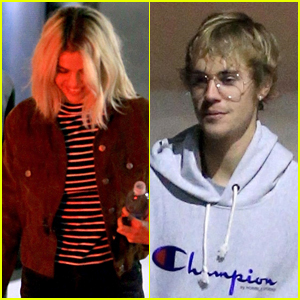 Justin Bieber & Selena Gomez Head to Church Together!