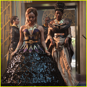 Vanessa Morgan Wears The Most Gorgeous Dress on 'The Shannara Chronicles' Back to Back Episodes Tonight