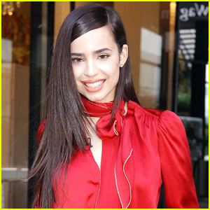 Sofia Carson Flashes Back To First Ever Instagram & Has All The Feels From It