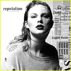 Taylor Swift's Is Breaking More Records as 'Reputation' Spends Second Week at Number 1!