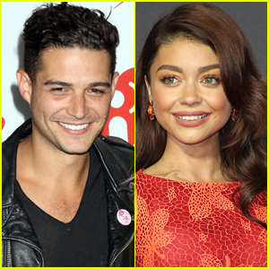 'The Bachelor' Star Wells Adams Reveals How He Met Sarah Hyland!
