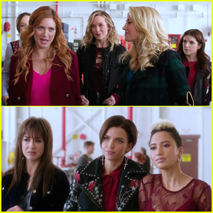 The Bella Challenge Ruby Rose to a Riff-Off in New 'Pitch Perfect 3' Trailer - Watch!