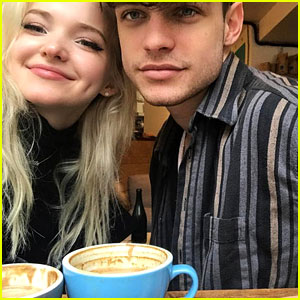 Thomas Doherty Dishes On His First Date with Dove Cameron