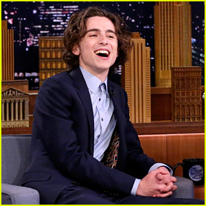 Timothee Chalamet Broke His Only Rule for Appearing on 'Tonight Show'