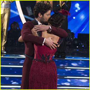 Val Chmerkovskiy Wrote The Best Message To Victoria Arlen After Their DWTS Elimination
