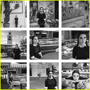 Vanessa Marano Ends Her Wednesday Addams Instagram Theme