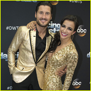 Victoria Arlen Sends Val Chmerkovskiy a Sweet Note After Scary Spasm on DWTS