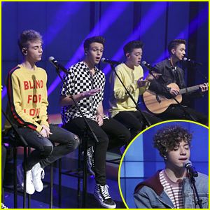 Why Don't We Talks Living Together in Their Beverly Hills House