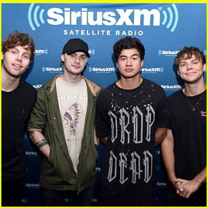 Confirmed - 5 Seconds Of Summer Will Release New Music In 2018!