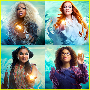 Storm Reid Gets Her Own Magical 'A Wrinkle in Time' Poster