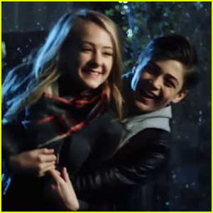 Asher Angel Debuts 'Snow Globe Wonderland' Music Video - Watch Now!