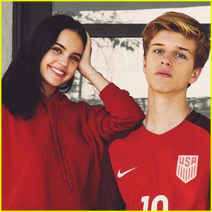 Bailee Madison & Alex Lange Are Spending New Year's Eve in Paris!