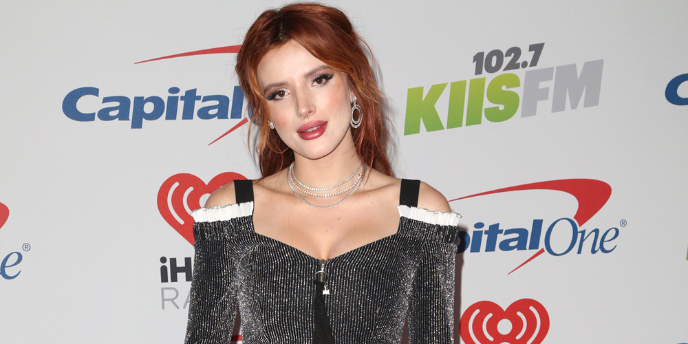 Bella Thorne Named Her New Puppy Something You Probably Wouldn't
