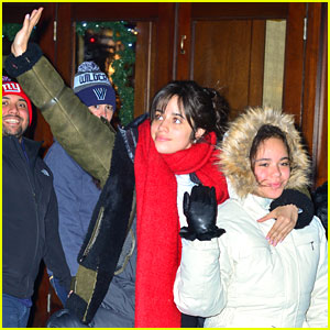 Camila Cabello Grabs Dinner at Havana Ahead of NYE Performance