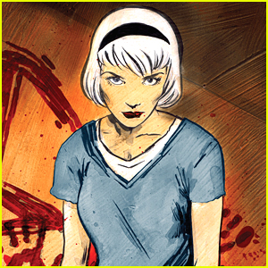 'Riverdale' Spinoff 'Chilling Adventures of Sabrina' Gets First Look Concept Art