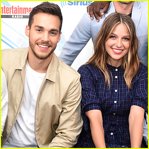 Chris Wood Supports Girlfriend Melissa Benoist & I Don't Mind's New Initiative on Social Media