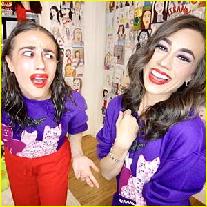 Colleen Ballinger Started Miranda Sings 10 Years Ago!
