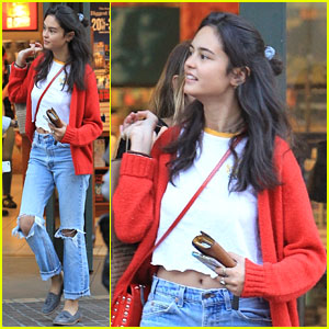 Courtney Eaton Is Raising Money To Help Fight Human Trafficking