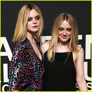 Dakota & Elle Fanning Actually Do Go Out For the Same Roles Sometimes