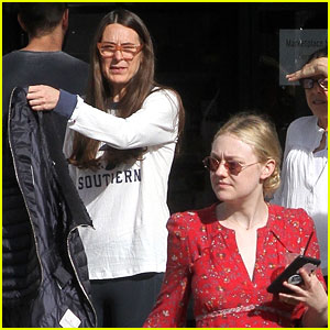 Dakota Fanning Met Lisa Vanderpump on New Year's Eve Weekend