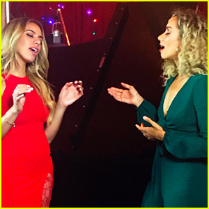 Fifth Harmony's Dinah Jane Releases Surprise Christmas Medley with Leona Lewis!