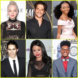 Skai Jackson, Tyler Posey & Dove Cameron Join New Animated Series 'Marvel Rising: Secret Warriors'