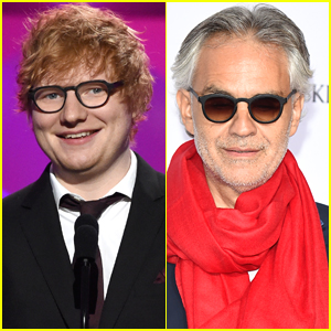 Ed Sheeran's New 'Perfect' with Andrea Bocelli is Out