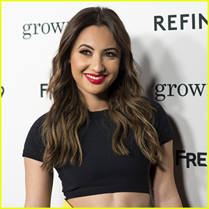 Francia Raisa Says Her 'grown-ish' Character Opened Her Eyes To A Lot of Things