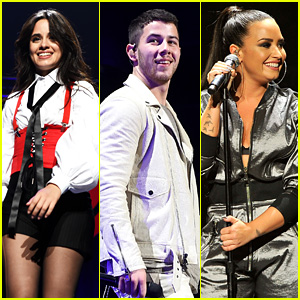 Camila Cabello, Nick Jonas, & Demi Lovato Bring Jingle Ball Tour to NorCal