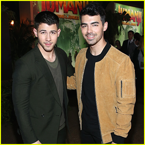 Joe Jonas Actually Had The Best Reaction About Nick Jonas's Golden Globe Nomination
