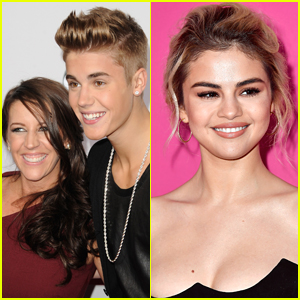 Justin Bieber's Mom Says She 'Loves' Selena Gomez!