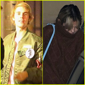 Selena Gomez & Justin Bieber Attend Church Services After Her London Trip!
