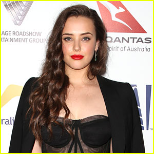 Katherine Langford Wouldn't Have Social Media If She Wasn't An Actress