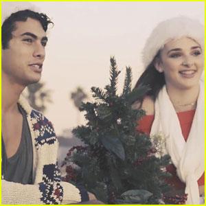 Kendall Vertes Drops 'Feels Like Christmas' Music Video - Watch!