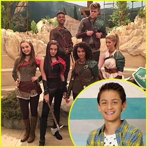 Liv & Maddie's Tenzing Norgay Trainor Will Guest Star on 'Knight Squad'