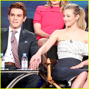 Lili Reinhart Says KJ Apa Is Superhuman, Runs 'Extraordinarily Fast'