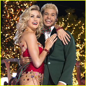 DWTS Champs Jordan Fisher & Lindsay Arnold Broke A Major Record on The Show