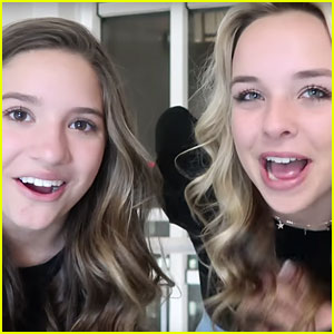 Mackenzie Ziegler Covers Sabrina Carpenter's 'Why' With Kylee Renee (Video)