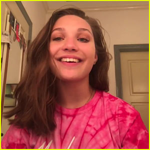 Maddie Ziegler Shares Skin Care Products She Uses In Night Time Routine