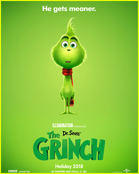 New 'The Grinch' Animated Film Gets First Teaser Poster