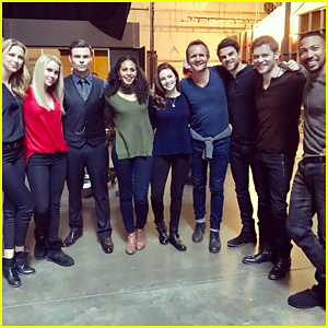 Danielle Rose Russell & 'The Originals' Cast Kick Off Final Filming Day