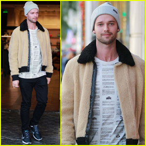 Patrick Schwarzenegger Knows What He Wants For Christmas!