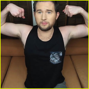 Ricky Dillon Addresses Body Shaming On Purposeful Weight Gain